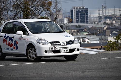 学校 苅田 自動車